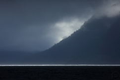 Newcastle Peak, September, summer, British Columbia, Canada